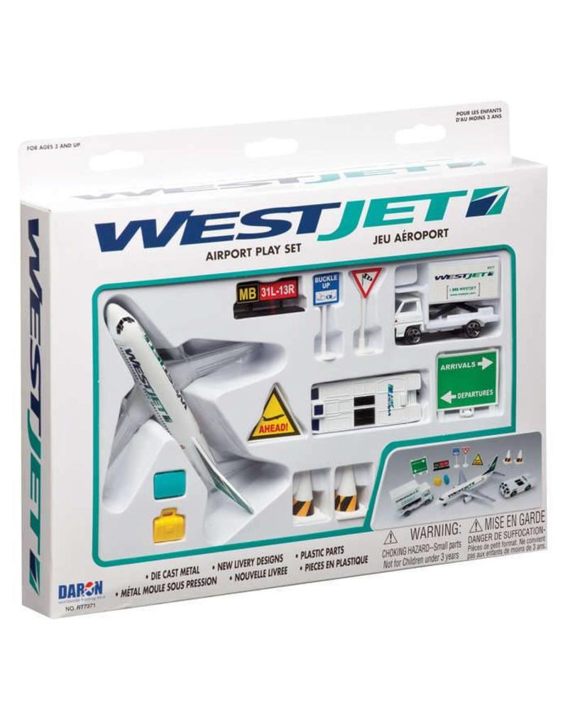 WestJet 13 Piece Playset