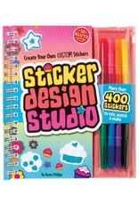 Klutz Sticker Design Studio