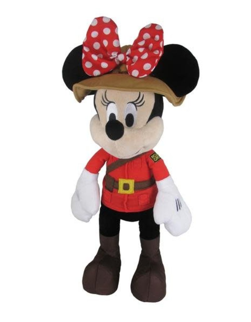 Minnie Mouse RCMP