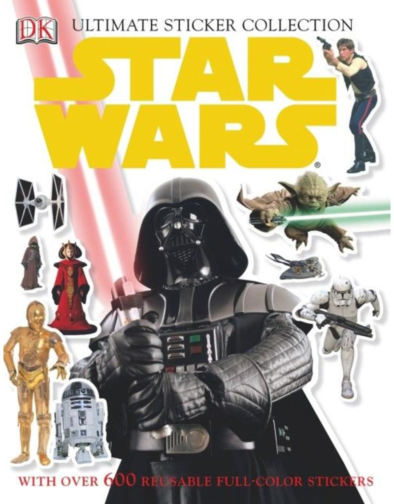 Ultimate Sticker Collection Star Wars