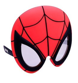 Sunstaches Spider-Man