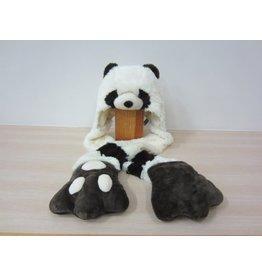 Hat Panda Premium