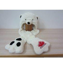 Hat Polar Bear Canada Premium