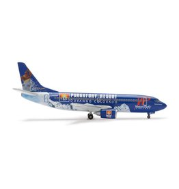HERPA WP SPIRIT OF DURANGO 737-300 1/400