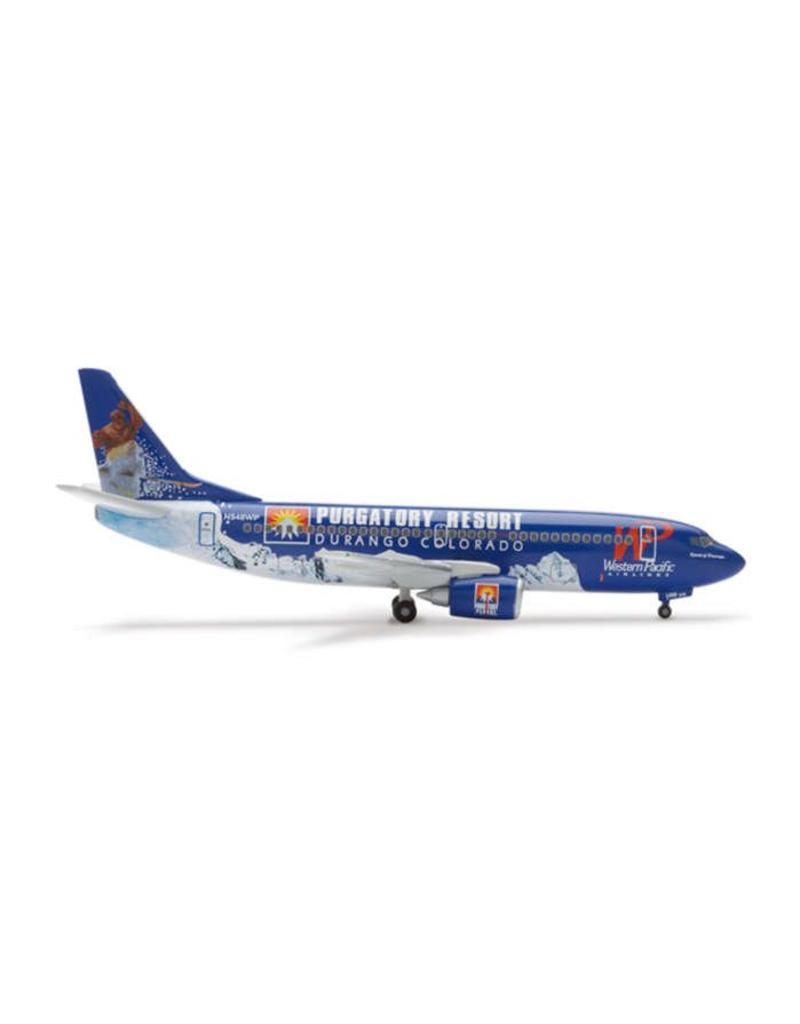 Herpa Wp Spirit Of Durango 737-300 1/400