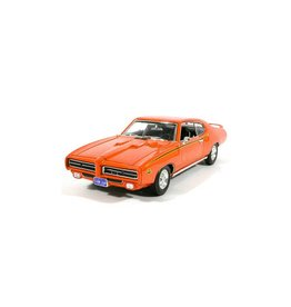 Pontiac GTO 69 The Judge 1:18