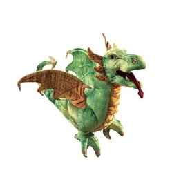 Folkmanis Wyvern  Dragon Puppet