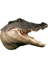 CROCODILE ATTACK PLAQUE