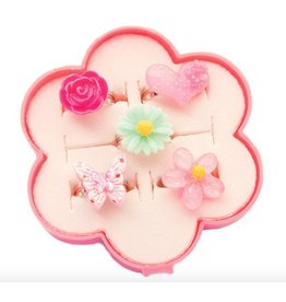 Fairy Flower Ring Set