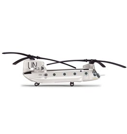 HERPA UNITED NATIONS RAF HC2 CHINOOK 1/2