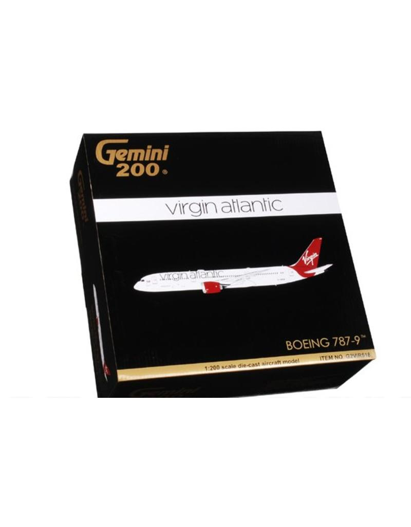 Gemini 200 Gemini Virgin Atlantic 787-900 1:200