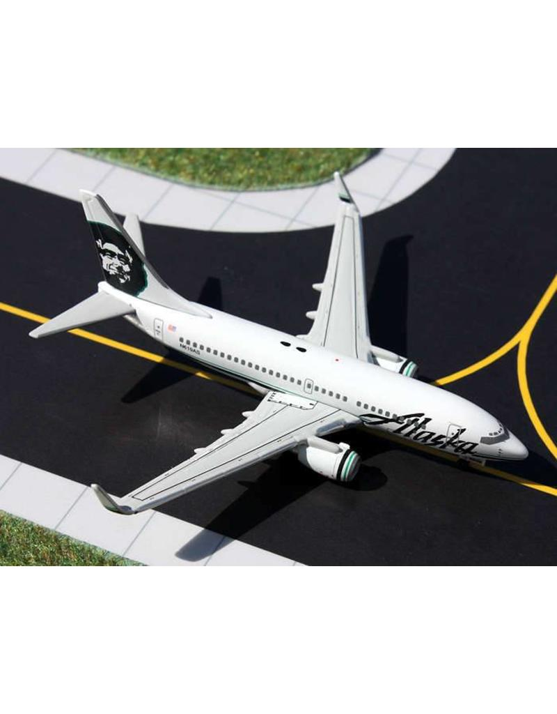 GEMINI ALASKA 737-700W  1/400