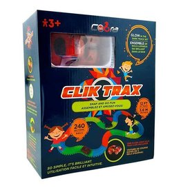 Cobra Clik Trax Car Set