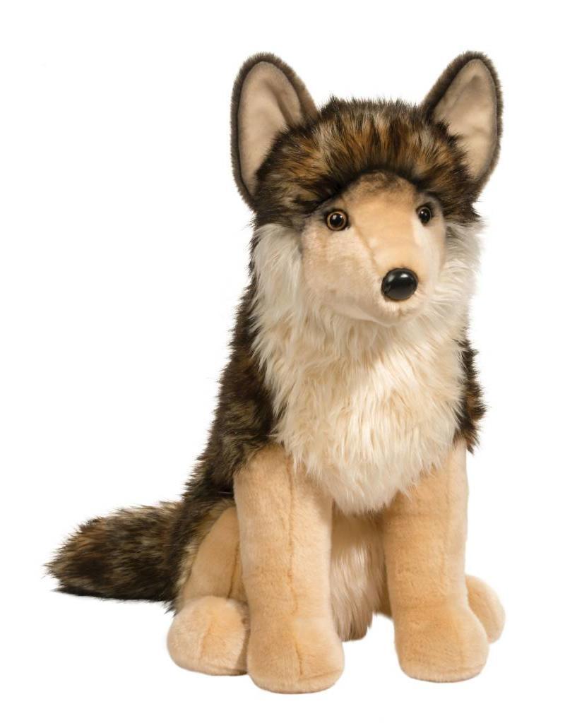 Douglas Leeloo Large Stuffed Wolf