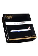 Gemini 200 Gemini British Airways 777-300ER 1/200