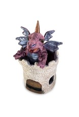 Folkmanis Dragon In Turret
