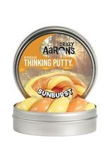 Crazy Aaron's Thinking Putty - Sunburst Heat Sensitive Hypercolor