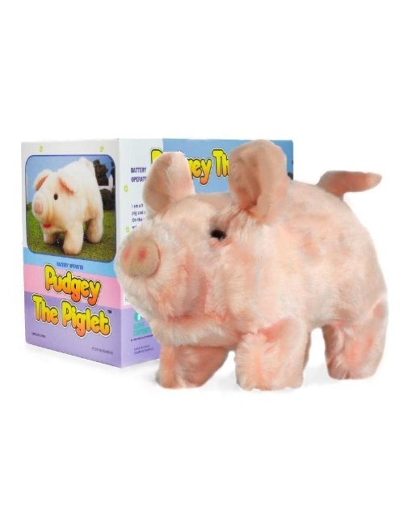 PUDGEY THE PIG