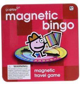 Magnetic Bingo Travel Game
