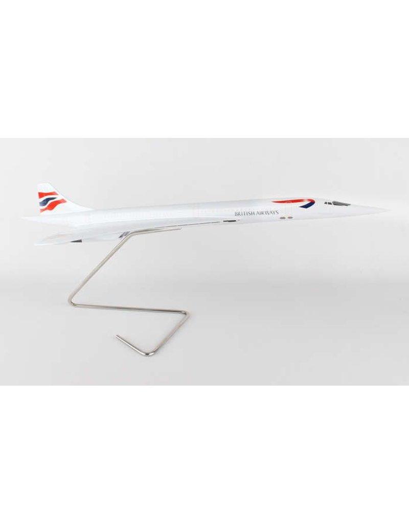 Concorde British Airways Resin 1:100