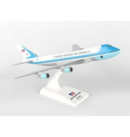 Skymarks Air Force One V25/747-200 1/250