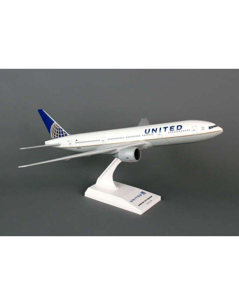 Skymarks United 777-200  1/200 Post Merger