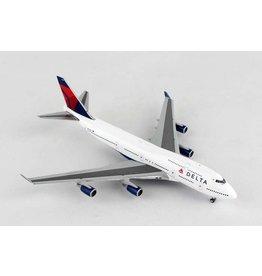 Gemini Delta 747-400 1/400 Final Flight