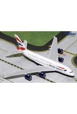 Gemini British Airways A380 1/400