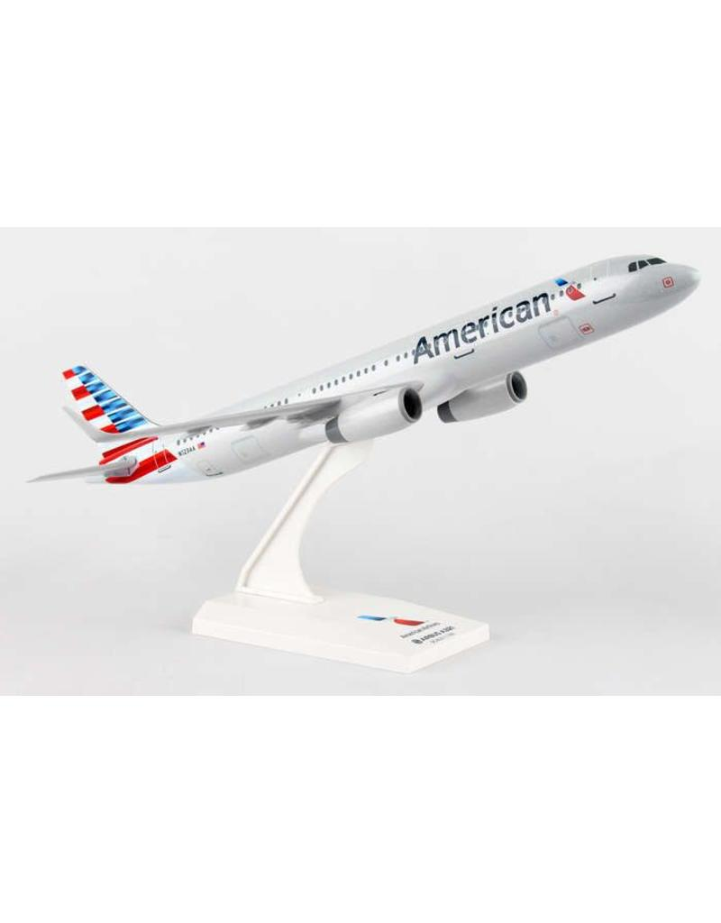 Skymarks American A321 1/150 New Livery
