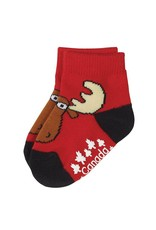 Socks - Goofy Moose 6-12 Months