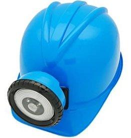 Miner Helmet Blue