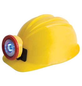 Miner Helmet Yellow