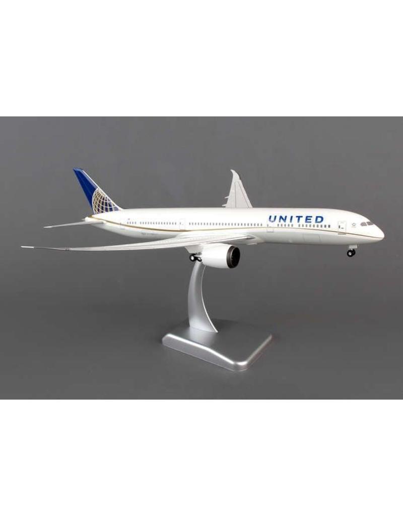 Hogan United 787-900 1/200 With Gear