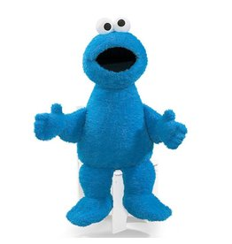 Gund Giant Cookie Monster Plush 37""