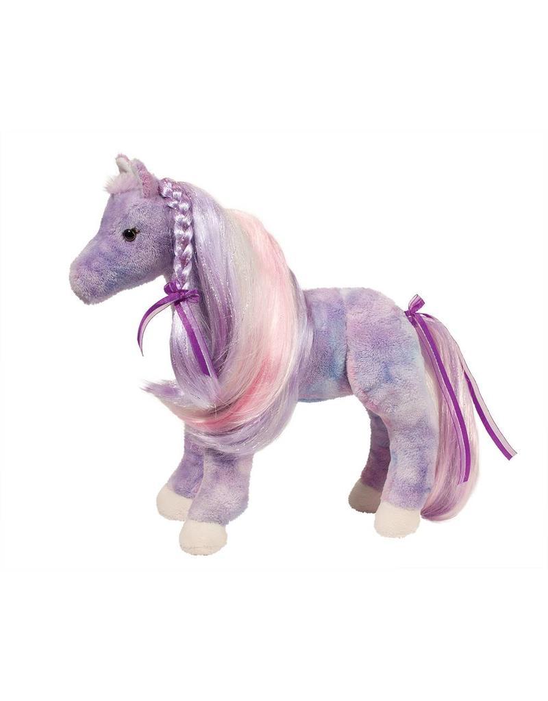 Douglas Violet Princess Purple Horse