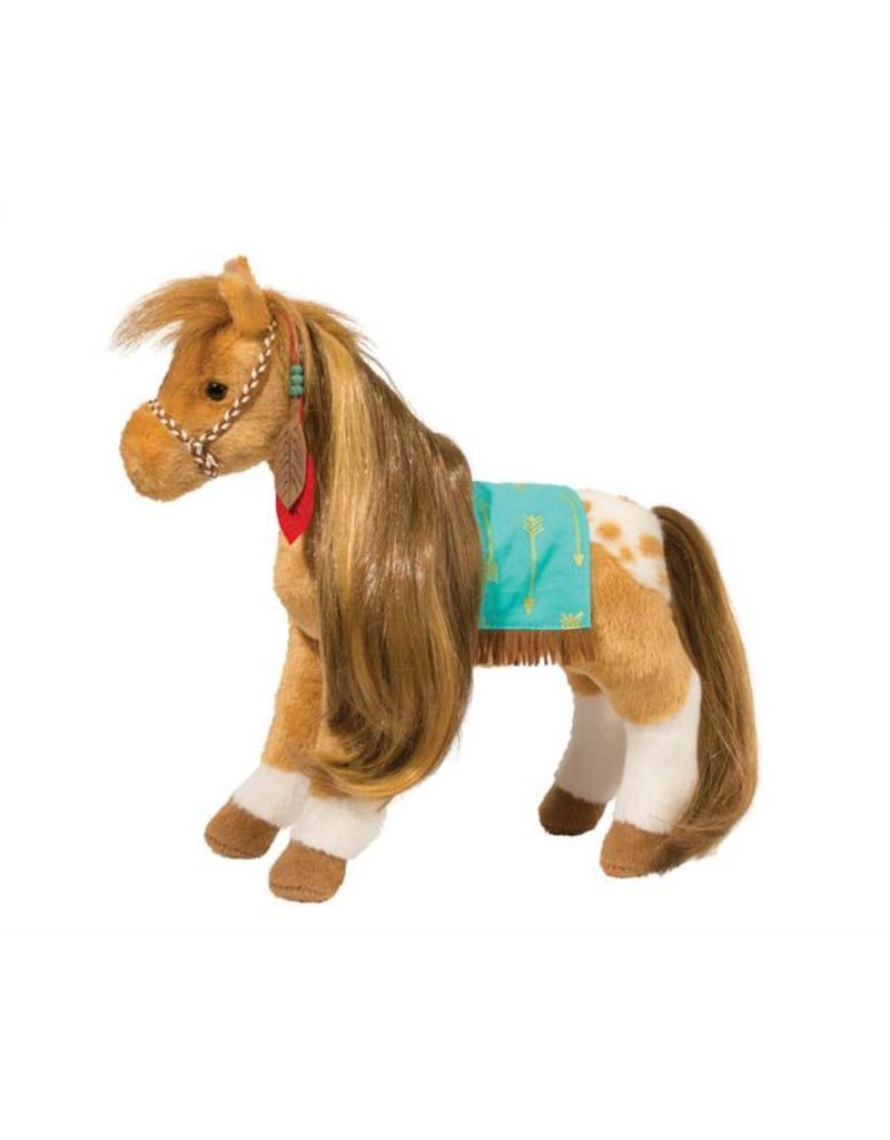 Douglas Tribal Princess Appaloosa Horse (disc)