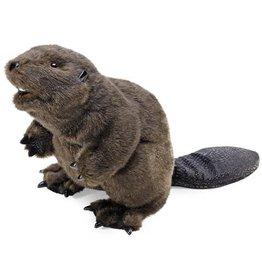 Folkmanis Beaver puppet