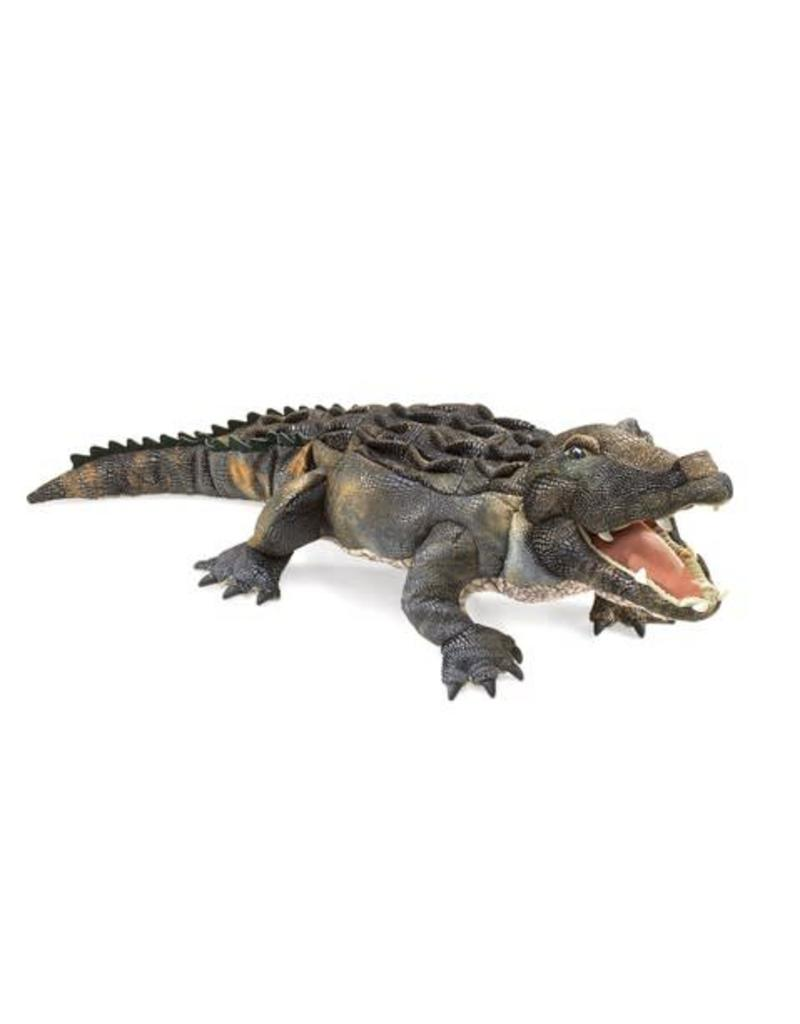 Folkmanis American Alligator Puppet