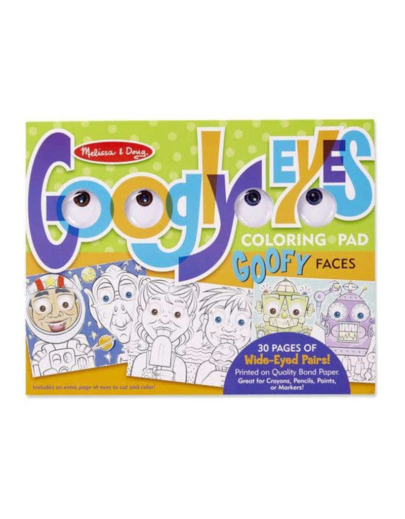 Googly Eyes Goofy Faces