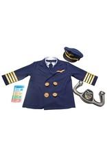 Melissa and Doug Pilot Costume & Role Play Set