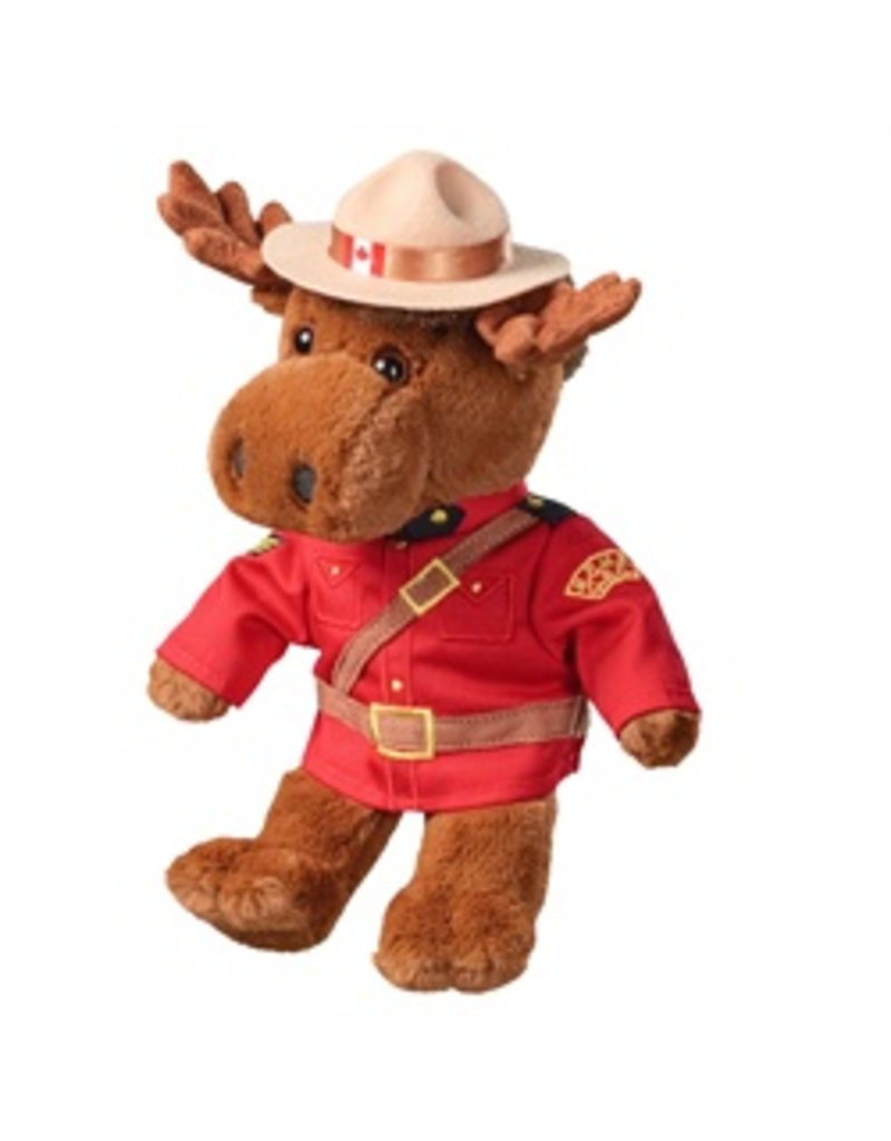 RCMP Moose 11''