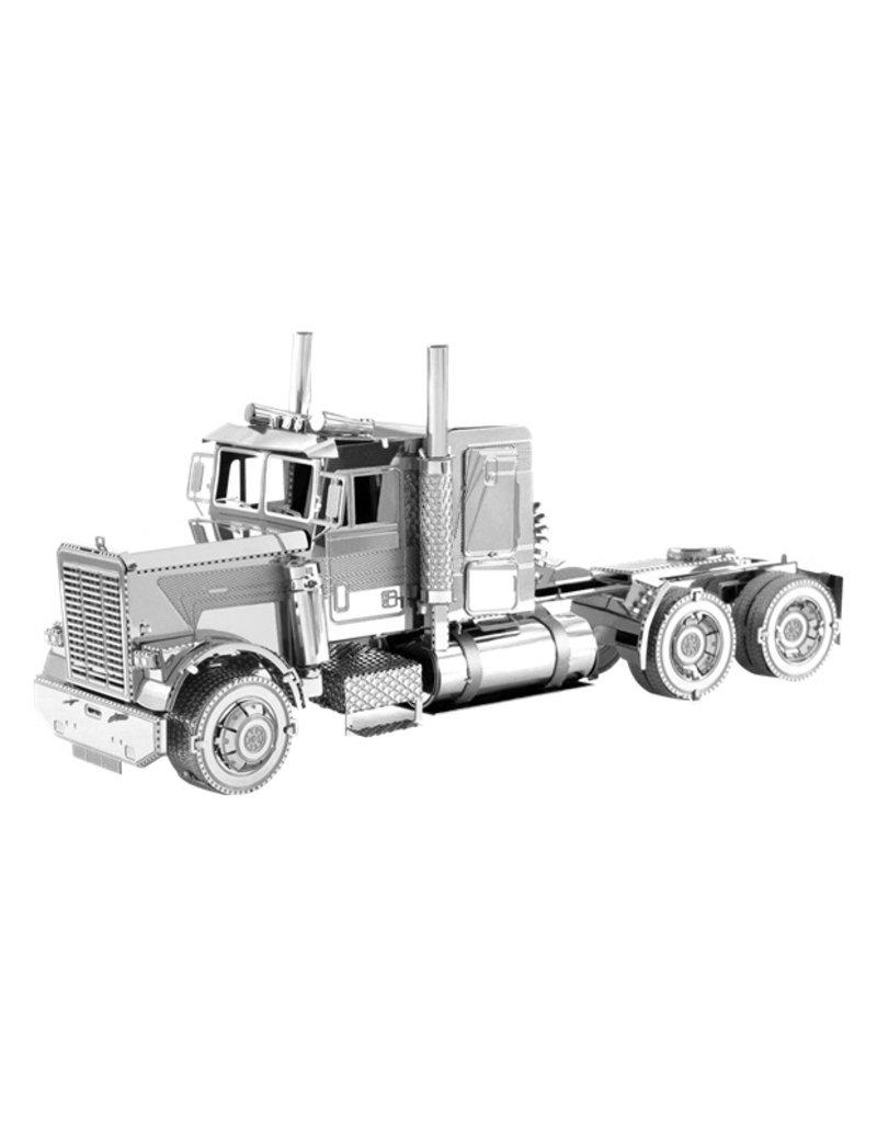 Metal Earth Freightliner Flc Long Nose Truck