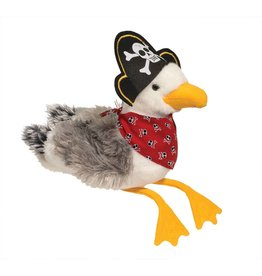 Douglas Scully Seagull With Pirate Hat