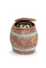 Folkmanis Monkey in a Barrel Puppet (gone)