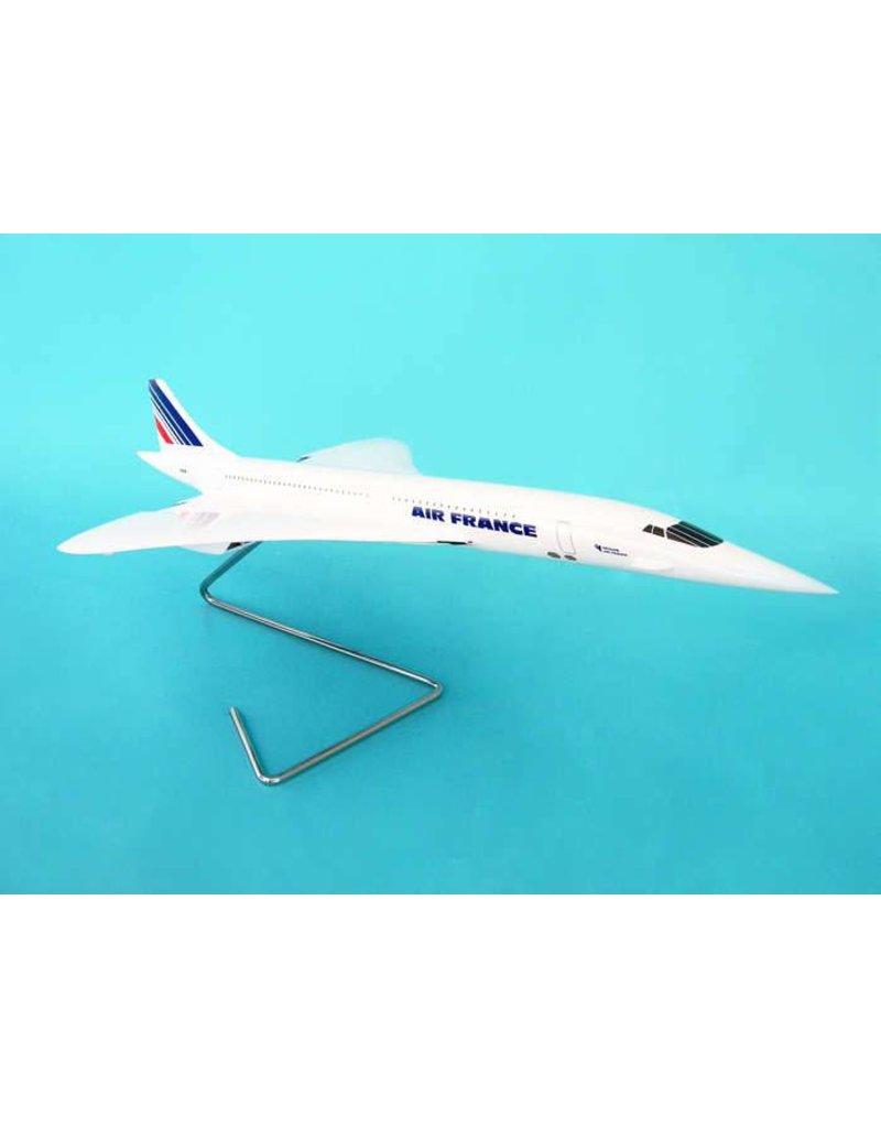 Concorde Air France Resin 1/100