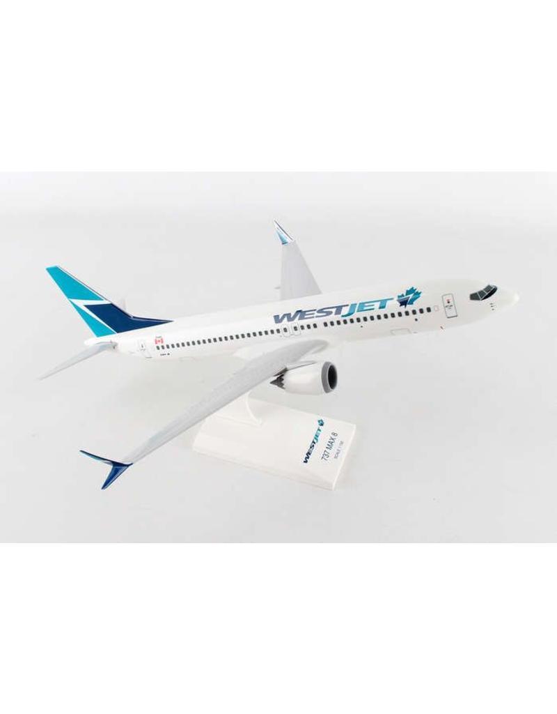 Skymarks Westjet 737 Max8 1/130