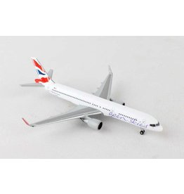 Herpa British 757-200 1/500 Open Skies