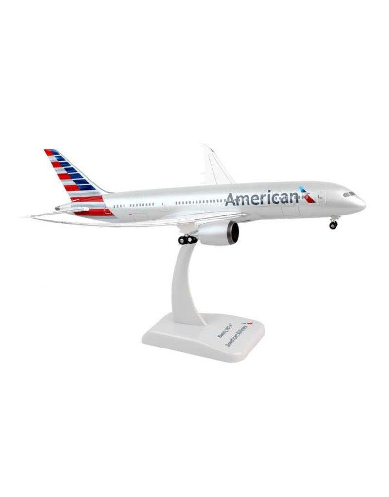 Hogan American 787-800 1/200 With Gear
