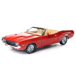 1970 Dodge Challenger R/T Convertible 1:18