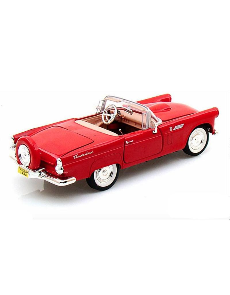 Ford T Bird 1956 Convertible 1/24